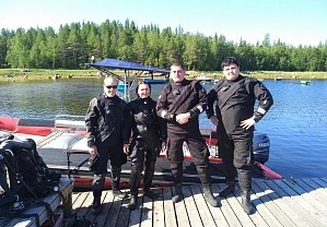 "SmartDive at ""The Arctic Circle"" Dive Center"